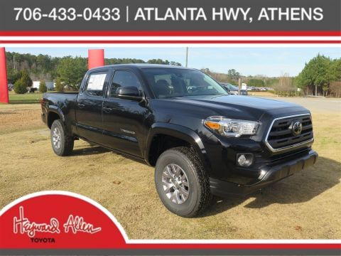 New 2018 Toyota Tacoma SR5 Double Cab 6' Bed V6 4x4 AT