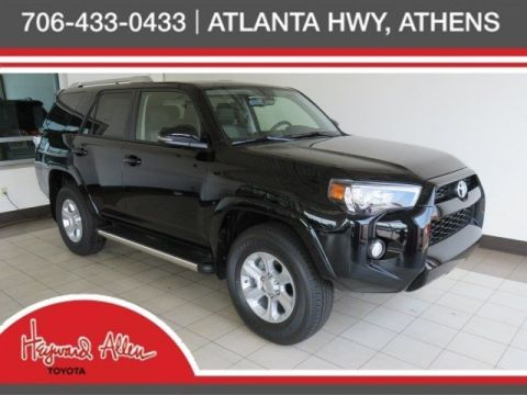 New 2017 Toyota 4Runner SR5 Premium With Navigation & 4WD