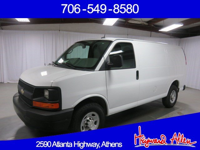 Pre-Owned 2015 Chevrolet Express Cargo Van CARGO