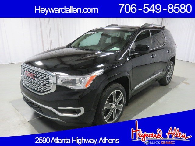 Pre Owned 2017 Gmc Acadia Denali Sport Utility In Athens Mt146541a