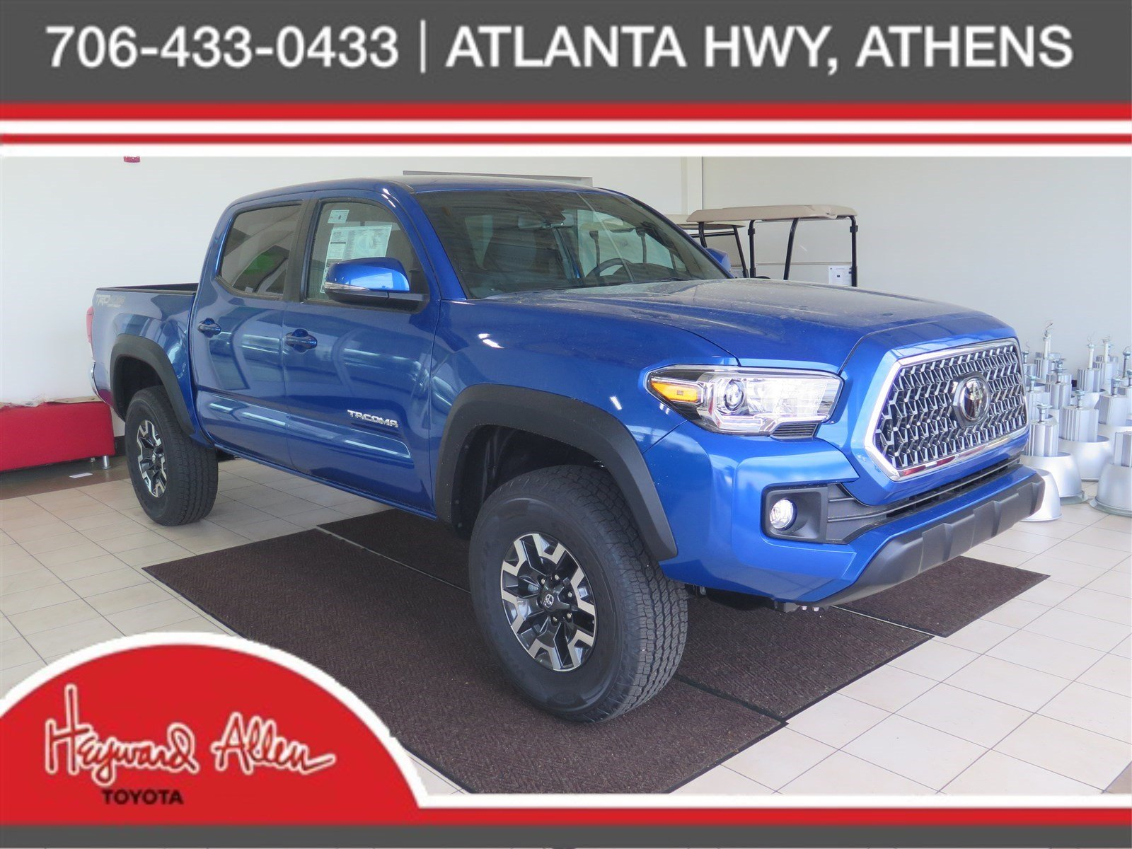 door suspension sport nav drive inventory toyota wheel i trd tuned new four tacoma pickup