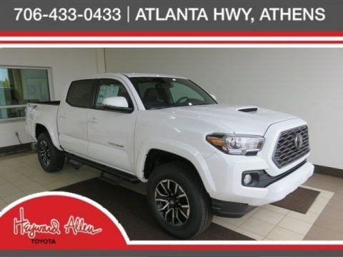 New 2020 Toyota Tacoma TRD Sport Double Cab 5' Bed V6 AT (Natl) TRD Sport
