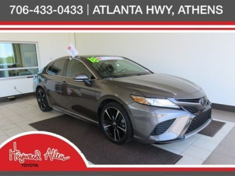 Certified Pre-Owned 2018 Toyota Camry XSE FWD