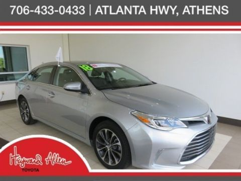 Certified Pre-Owned 2018 Toyota Avalon XLS