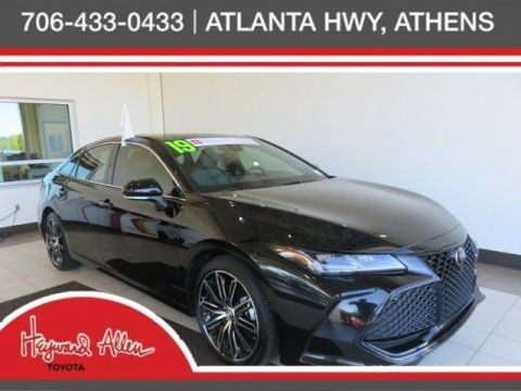 Certified Pre-Owned 2019 Toyota Avalon TRG