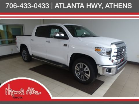New 2020 Toyota Tundra 1794 Edition CrewMax 5.5' Bed 5.7L (Natl) 1794 Edition