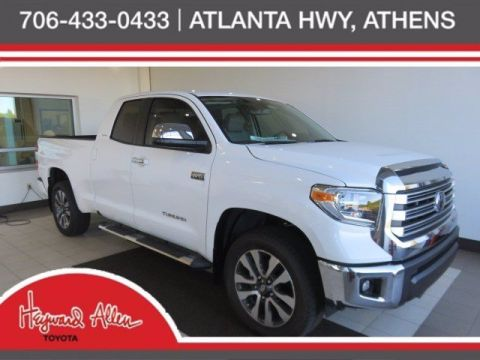 New 2020 Toyota Tundra Limited Double Cab 6.5' Bed 5.7L (Natl) Limited