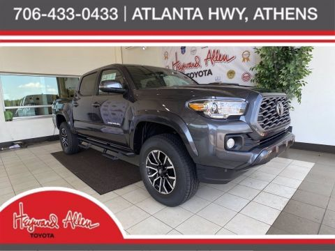 New 2020 Toyota Tacoma TRD Sport Double Cab 5' Bed V6 MT (Natl) TRD Sport