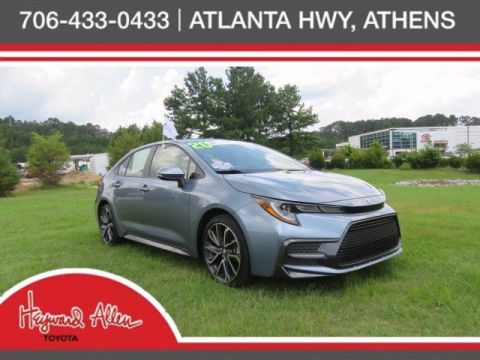 Certified Pre-Owned 2020 Toyota Corolla SE FWD