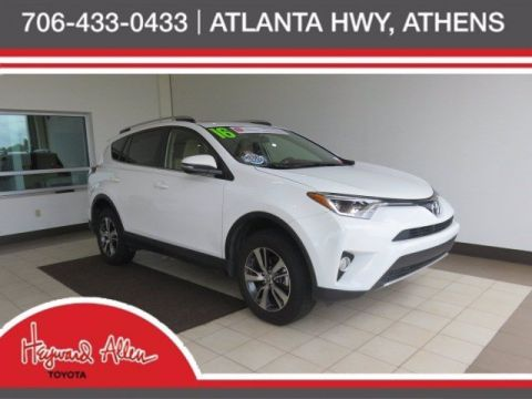 Certified Pre-Owned 2016 Toyota RAV4 XLE FWD