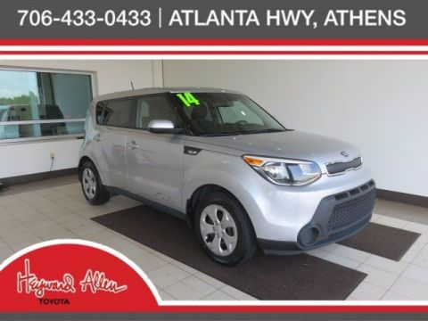 Pre-Owned 2014 Kia Soul Base FWD