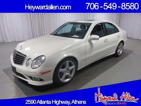 Pre-Owned 2009 Mercedes-Benz E-Class